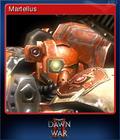 Warhammer 40,000 Dawn of War II Card 10