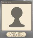 KNIGHTS Foil 1