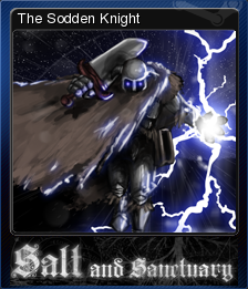 Salt and Sanctuary - The Sodden Knight