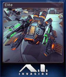 A.I. Invasion - Elite