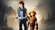 Brothers - A Tale of Two Sons Artwork 1