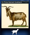 Goat Simulator Card 2