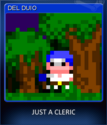 Just a Cleric Card 10