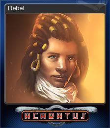Acaratus - Rebel