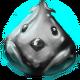 Spiral Knights Badge Foil