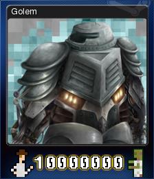 10,000,000 - Golem