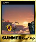 Summer Road Trip Foil 9