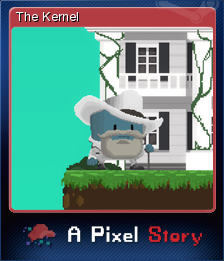 A Pixel Story - The Kernel