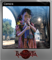Bayonetta foil 04