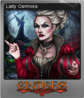 Cinders Foil 2