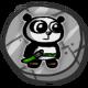 Super Panda Adventures Badge 2
