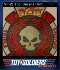 Toy Soldiers Complete Card 02