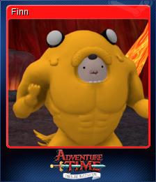 Adventure Time: Finn and Jake Investigations - Finn