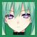 Hyperdimension Neptunia ReBirth3 V Generation Emoticon GreenHeartRebirth3