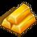 Rescue Team Emoticon gold bullion