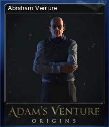 Adam's Venture: Origins - Abraham Venture