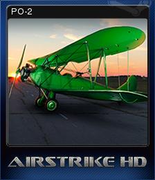 Airstrike HD - PO-2