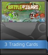 Battlepillars Gold Edition Booster Pack