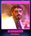 Bloodbath Kavkaz Card 07