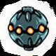 Onikira - Demon Killer Badge Foil