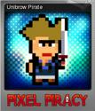 Pixel Piracy Foil 11