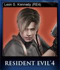 Resident Evil 4 Card 6