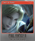 FINAL FANTASY IV THE AFTER YEARS Foil 2