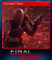 Final Rush Card 7