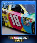 NASCAR the Game 2013 Card 4