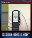 Russian Horror Story Card 1