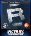 Victory The Age of Racing Card 1