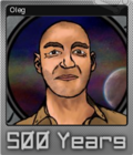 500 Years Act 1 Foil 1