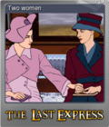 The Last Express Gold Edition Foil 4