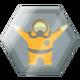 PixenJunk Shooter Badge 3
