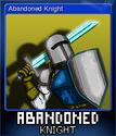 Abandoned Knight Card 1