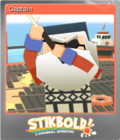 Stikbold! A Dodgeball Adventure Foil 4