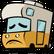 Summer Road Trip Emoticon sadrv