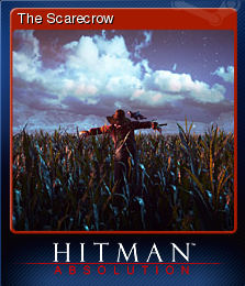 Hitman: Absolution - The Scarecrow