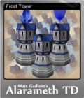 Alarameth TD Foil 3