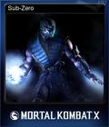 Mortal Kombat X Card 6