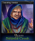 9 Clues The Secret of Serpent Creek Card 5