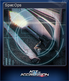 Act of Aggression - SpecOps