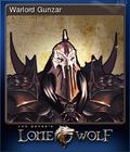 Joe Devers Lone Wolf HD Remastered Card 06