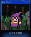 Just a Cleric Card 03