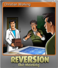 Reversion - The Meeting Foil 8