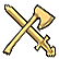 War of the Vikings Emoticon AxeNSword