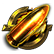 Zombies Monsters Robots (ZMR) Emoticon goldbullet