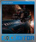 Excubitor Foil 2
