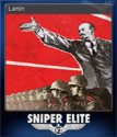 Sniper Elite V2 Card 6
