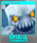 Spiral Knights Foil 04